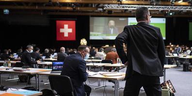 Mehrere Vorstösse aus dem St. Galler Kantonsrat verlangen eine breite Mitwirkung beim Entscheid über die Standorte der Berufsfachschulen. (Archivbild)
