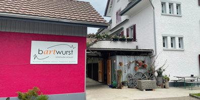 Hier entstehen die Bartwürste: Dorf-Metzg, Bäretswil