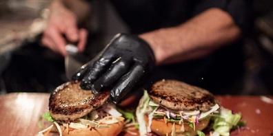 Burger mit oder ohne Fleisch? (Archivbild KEYSTONE)