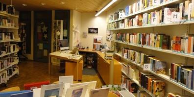 Bibliothek Hemberg (Symbolbild).