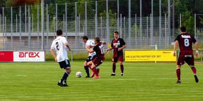 Am Mittwoch unterlag der FC Uzwil dem Erstligisten FC Tuggen nur knapp 2:3.
