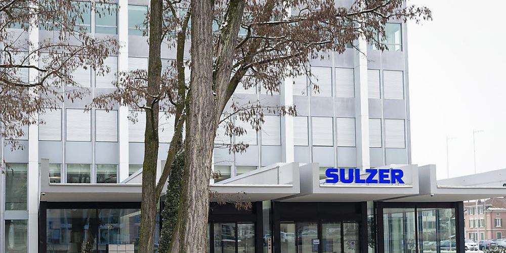 Sulzer-Aktionäre geben grünes Licht für Abspaltung von Medmix (Archivbild)