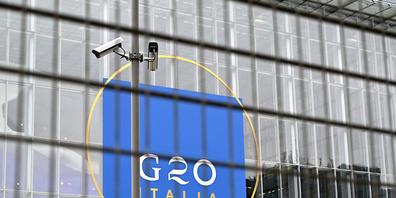 Am Wochenende ist der G20-Gipfel in Rom geplant. Foto: Johannes Neudecker/dpa