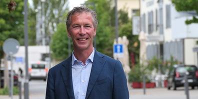 Felix Wüst, nur noch wenige Tage Gemeindepräsident von Thal