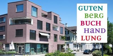 Gutenberg Buchhandlung, Kirchstrasse 5, in Gossau.