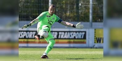 Durch drei «big saves» von Torhützer Diego Yanz konnte der FCRJ seine 1:0-Führung in die Pause nehmen.