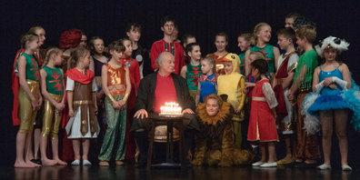 Grund zum Feiern: 40 Jahre Hinwiler Kinderzirkus HiKiZi