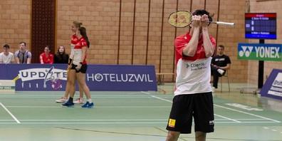 Besonders die jungen Spieler leiden unter der Wettkampfpause. Im Bild: Nicolas A. Müller, NLA-Spieler.