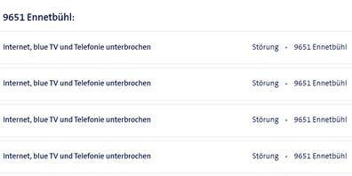 Immer wieder kommt es in den letzten Monaten zu Störungen bei der Swisscom. (Symbolbild)
