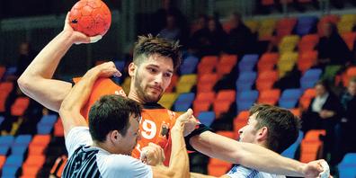 Zoran Markovic traf in seinem ersten Spiel nach überstandener langer Verletzungspause. (Archivbild)