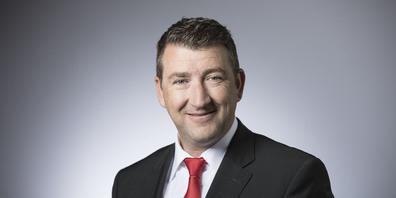 Karrieresprung für den Widnauer Christoph Egger