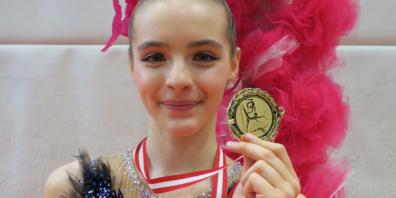 Chiara Dotzauer aus Andwil überzeugte mit ihren Leistungen.