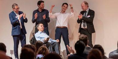 Der Verein AccessibilityGuide aus Wittenbach hat mit der Zugänglichkeitsapp Ginto 2019 in der Kategorie «Organisation» gewonnen
