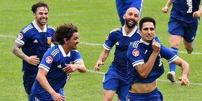 Der FC Freienbach durfte am Wochenende erneut einen Sieg feiern.