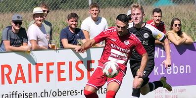 Die Montlinger werden sich gegen die KF Dardania St.Gallen deutlich steigern müssen