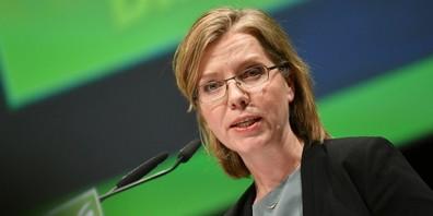 Österreichs Verkehrs- und Umweltministerin Leonore Gewessler e