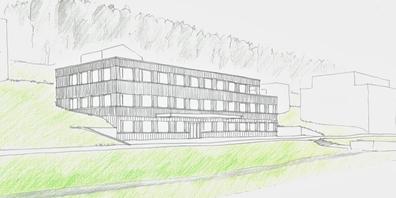 Die Mitte Mosnang unterstützt die Pläne des Gemeinderates für das geplante Ärztezentrum