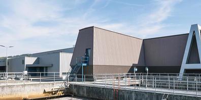 Seit Mai misst der Kanton Zürich die Coronavirus-Konzentration im Abwasser von zwölf Abwasserreinigungsanlagen. (Symbolbild)