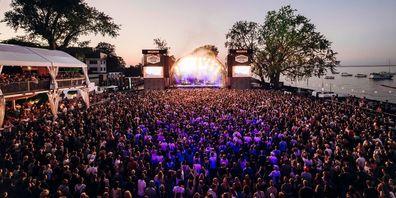 Der Programmmix mit grossartigen Bands und die idyllische Kulisse prägten die 12. Festivalausgabe.