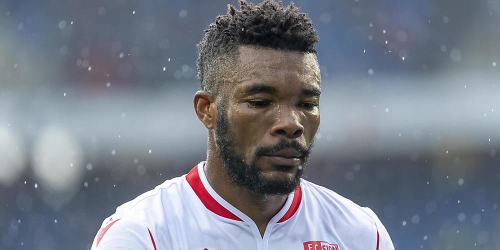 Geoffroy Serey Die hält seine Knochen bis 2023 für den FC Sion hin