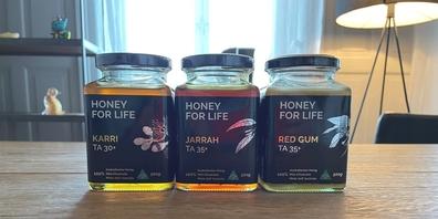 the honey colony in Jona bietet mehrere Honigsorten aus Westaustralien mit besonderen Eigenschaften.