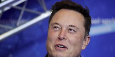 Elon Musks Unternehmen Neuralink will das menschliche Gehirn per Funkverbindung an Computer anschliessen. (Archivbild)
