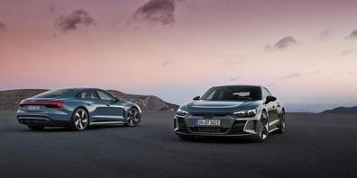 In der Schweiz steht der Audi e-tron GT ab Mitte Mai für Testfahrten bereit und ist ab CHF 109'900.- verfügbar.