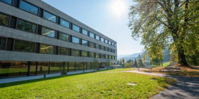 Laut Regierung wäre bei einem Ja zum Referendum die zweite Bauetappe fürs Spital Wattwil zu realisieren.