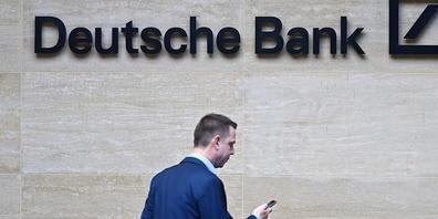 Das Geschäft der Deutschen Bank läuft gut. Im zweiten Quartal hat die Grossbank das beste Quartalsergebnis seit 2015 erzielt.(Archivbild)