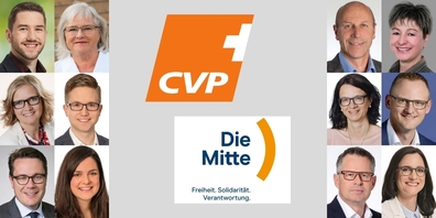 Was denken zwölf CVP-PolitikerInnen aus dem Linthgebiet über die Zukunft ihrer Partei?