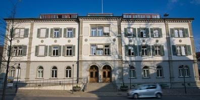 Gemeindehaus Herisau.