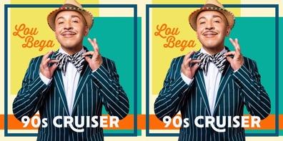 Mit etwas Glück können Sie ein Exemplar von Lou Bega's neuem Album «90s Cruiser» gewinnen.