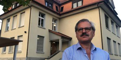 Der ehemalige Kantonsbaumeister Werner Binotto wuchs in Lüchingen auf und besuchte den Unterricht im Primarschulhaus Kirchfeld. Nun übernimmt er die Projektleitung in der Steuergruppe zur Schulraumentwicklung.