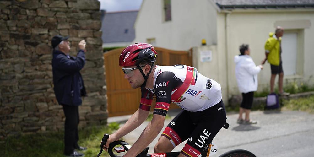 Marc Hirschi startete gut in die Luxemburg-Rundfahrt (Archivbild)