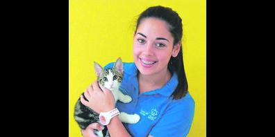 Barbara Gonçalves gibt Tipps in der monatlich erscheinenden Kolumne von der Tierklinik Rhenus.