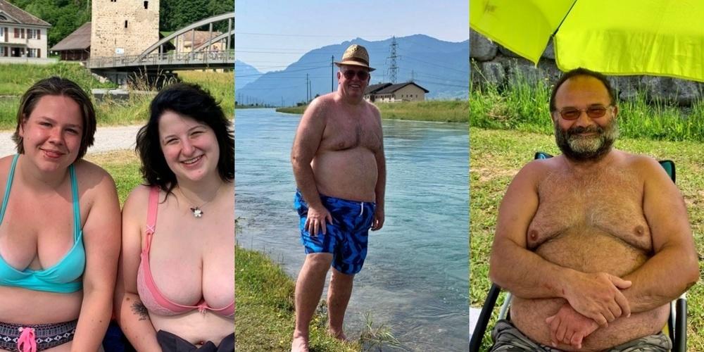 Nicht alle Gäste der Badi Grynau sind mit den Verpflegungsmöglichkeiten zufrieden.