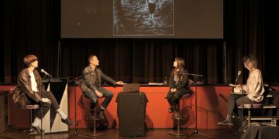 Live aus dem Palace: Thomas Ott erzählt in seinem neuesten Buch «La Forêt».