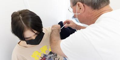 Ab der kommenden Woche wird im Kanton St. Gallen auch mit dem Impfstoff von Johnson & Johnson geimpft. (Symbolbild)