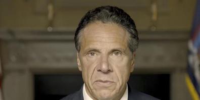 HANDOUT - New Yorks Gouverneur Andrew Cuomo soll einer Untersuchung zufolge mehrere Frauen sexuell belästigt haben. Foto: Uncredited/Office of the Governor/AP/dpa - ACHTUNG: Nur zur redaktionellen Verwendung im Zusammenhang mit der aktuellen Beric...