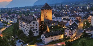 Das Schloss Maienfeld ist wieder eröffnet.