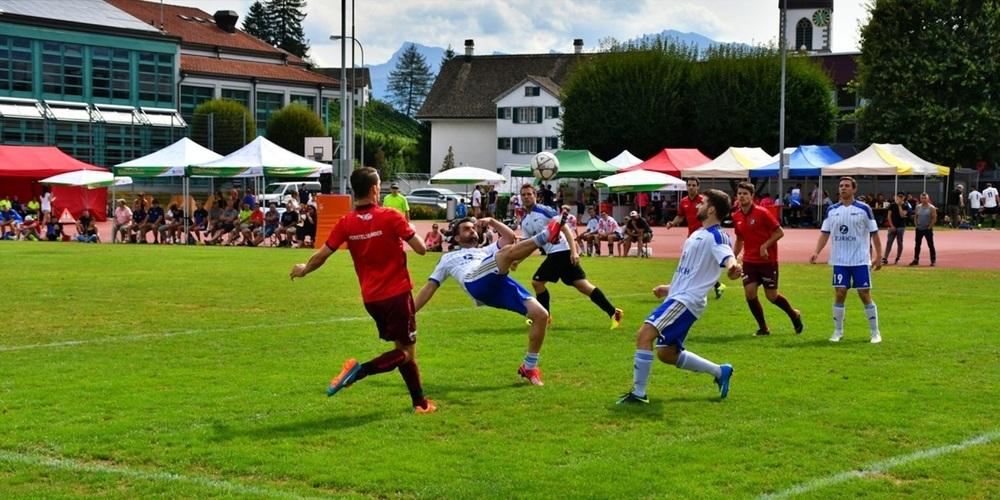 Die Mannschaften freuen sich auf spannende Partien in Wangen.