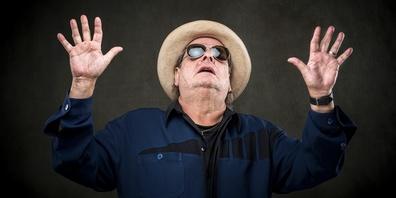 Endo Anaconda: «Rock'n'Roll mit 70 ist peinlich.