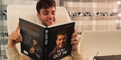 Luca Hännis Biografie erscheint nächste Woche.