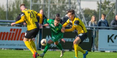 Auch gegen die U21 der Berner Young Boys gab es letzten Samstag kein Durchkommen. Brühl verlor mit 0:3 und belegt jetzt den letzten Tabellenplatz.