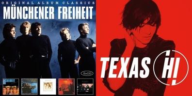 Linth24 präsentiert zwei Album-Tipps mit einer Verlosung von drei CDs von Texas.