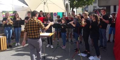 K-Unit: HMF Youngsters und Betti Players (Jugendensemble Bichwil-Oberuzwil)