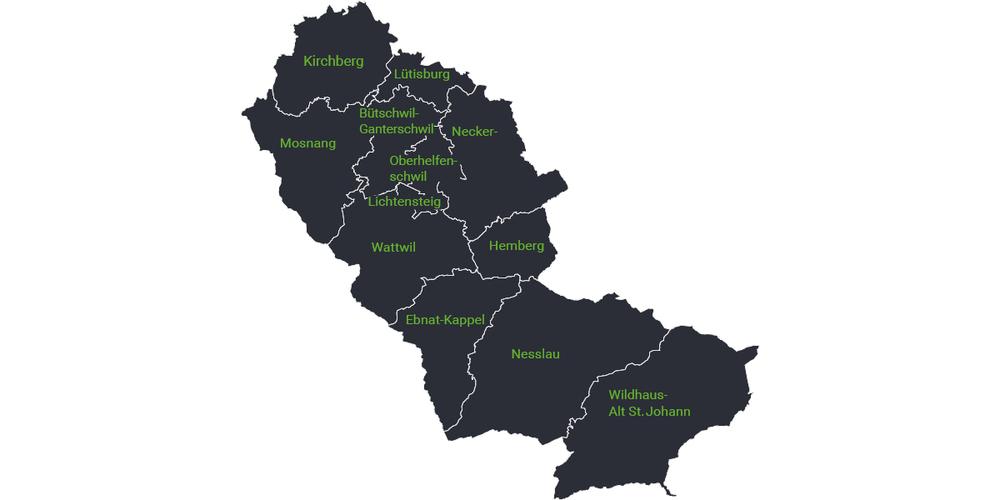 Toggenburg24 ist die neue und aktuelle Newsportal für alle Toggenburger Gemeinden - von Kirchberg bis Wildhaus-Alt. St. Johann und vom Neckertal über Wattwil bis zum Ricken.
