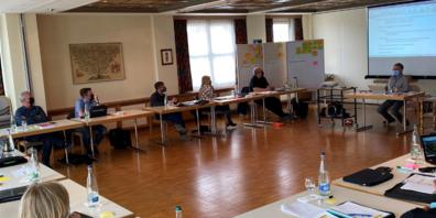 Workshop mit Stadtrat und Bereichsleitenden - Vision 2036