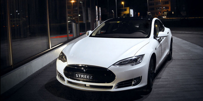Mit solchen Teslas wollte «Streez» durchstarten.