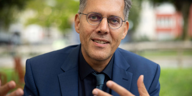 Gernot Brauchle, Vorsitzender der Internationalen Bodensee-Hochschule